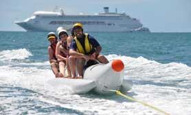 Banana Boat Rides Ixtapa