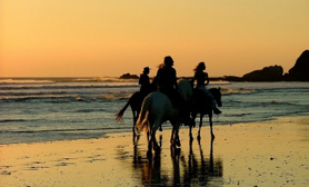 horseback riding mexico ixtapa